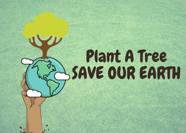 Earth day poster 2020