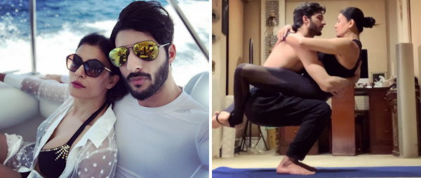 Sushmita Sen & Rohman Shawl Are Taking Their Fitness Levels Up A Notch During Quarantine
