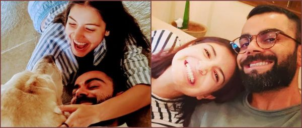 Virushka's Adorable Selfies Are Like Every Couple During Quarantine & We've Got Proof