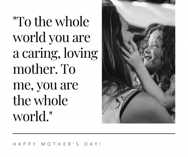 Mother's Day Quotes From Daughters