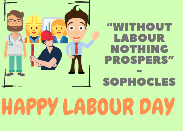 International labour day image