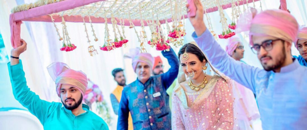 Planning A Year-End Wedding? Here Are 9 Songs To Make Your Bridal Entry Even More Magical!