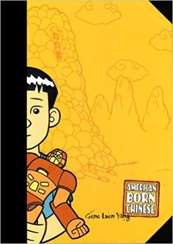 American Born Chinese by Gene Luen Yang - Best Novel for teenegers