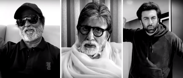 Stars For A Cause: Big B, PC, Alia Unite For Short Film On Importance Of Social Distancing