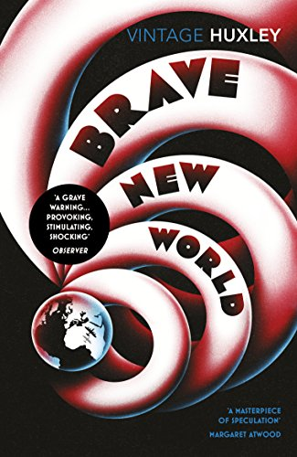 Brave New World by Aldous Huxley - books for teens online