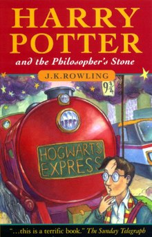 Harry Potter And The Philosopher's Stone JK Rowling