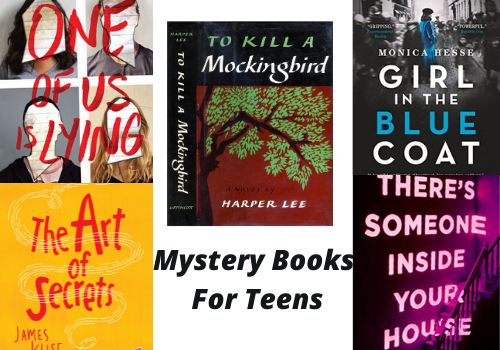 Mystery Books For Teens online