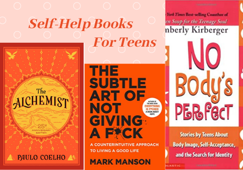 Self-Help Books For Teens Online