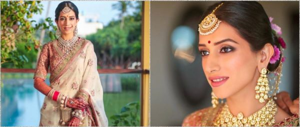 This Sabya Bride's White Lehenga & Bridal Entry Will Leave You Wanting Just The Same