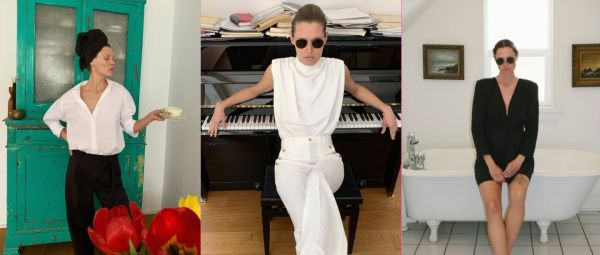 Zara In The Time Of Corona: Models Shoot The New Campaign At Their Homes & It's Genius!