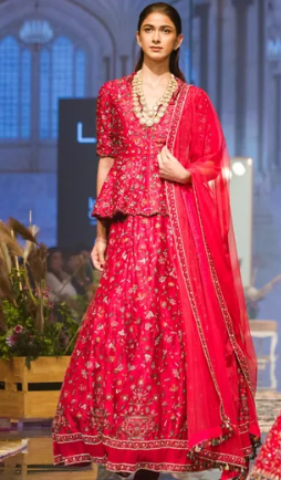 Buy red bridal gowns - Online Wedding Shopping