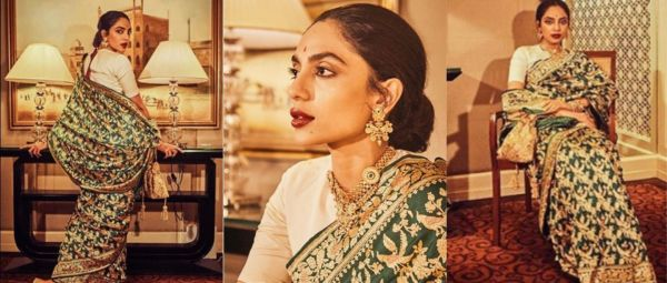 Your Handloom Handbook: Everything You Need To Know About Banarasi Brocades