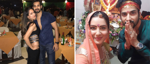 TV Actors Puja Banerjee & Kunal Verma Got Married In A Secret Ceremony A Month Back!