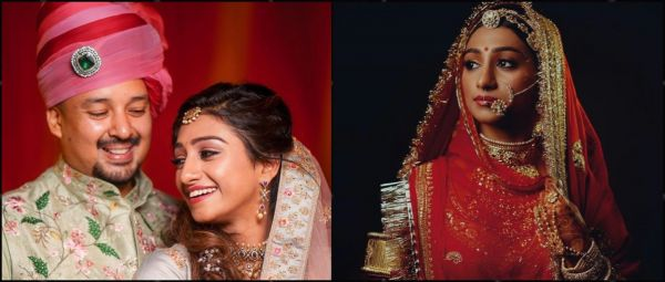 Actress Mohena Kumari Singh Shares Glimpses From Her Royal Wedding & We're Swooning!