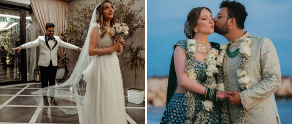 This Indo-Serbian Wedding Took Place Across Two Countries & Was Planned In Just 3 Months