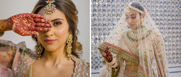 1 Bride, 6 Stunning Outfits: This Is The Only Bridal Fashion Inspiration You'll Ever Need!