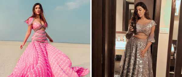 Bride-To-Be Niki Mehra's Desi Style Is All You Need To Bookmark For Your Bestie Ki Shaadi!