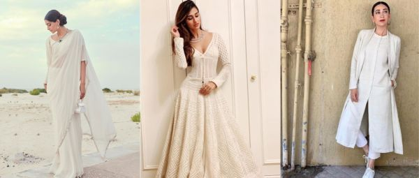 From Statement Jewels To Bandhgalas, 5 Ways To Ace All-White Indian Wear