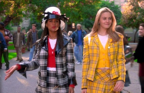 A Still From Movie Clueless - A feel good film