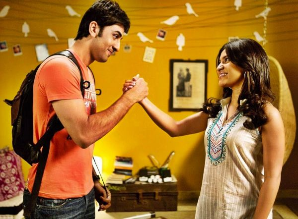 Ranbir And Konkona  wake up sid - light hearted movie