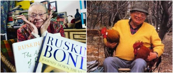 Bonding Over Radio: Renowned Author Ruskin Bond To Narrate Short Stories On AIR!