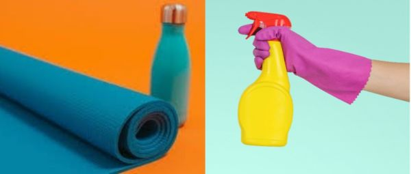 All For That Yoga Girl Life? Here's How You Can Clean Your Mat The Right Way
