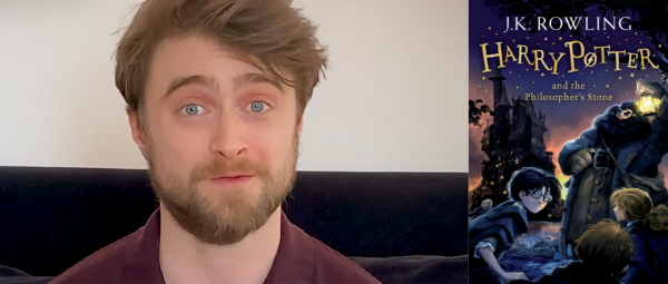 Potterheads Can't Keep Calm As Daniel Radcliffe Reads Out First Chapter Of Harry Potter!