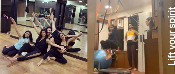 As Rohman Supervises Renee & Alisah's Workout, We Think Sushmita Has Scored #PartnerGoals