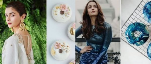 A Twitter Thread On 'Alia Bhatt As Donuts' Is Going Viral & We Ain't Counting Calories!