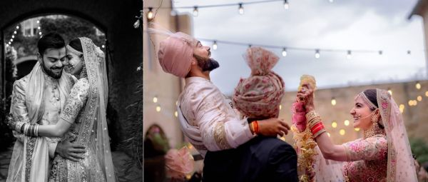 Virat Kohli Confirms Rumours That They Used Fake Names To Pull Off The #Virushka Wedding!