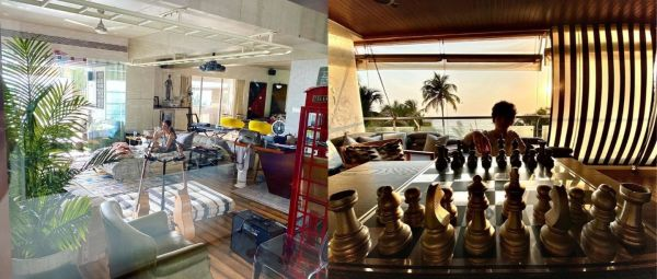 We Got A Virtual Tour Of Hrithik Roshan's Oh-So-Dreamy Home In Mumbai, Courtesy Lockdown