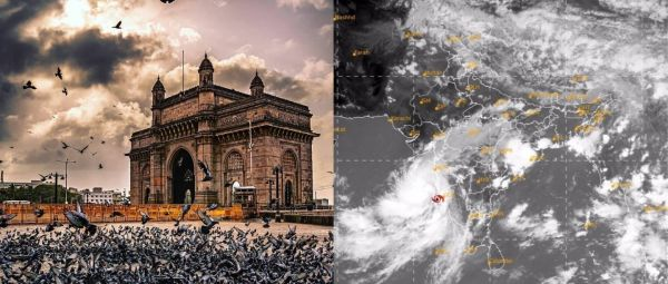 Nisarga Turns Into A Severe Cyclonic Storm, Likely To Hit Mumbai Tomorrow