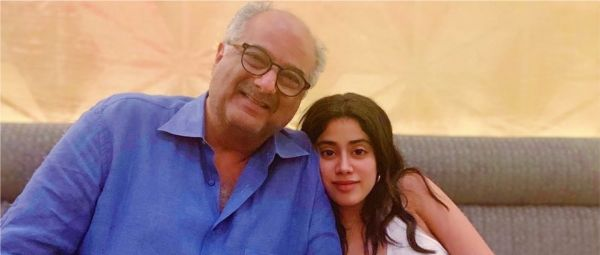 Janhvi Kapoor's All 3 House Helps Recover From COVID-19, Look Forward To Starting Afresh