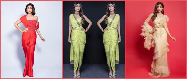 Chura Ke Dil Mera: 7 Shilpa Shetty-Approved Ways To Wear A Saree, But Not Really!