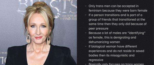 OMG Stop! JK Rowling Explains Her Homophobic Tweets With Yet Another Homophobic Rant