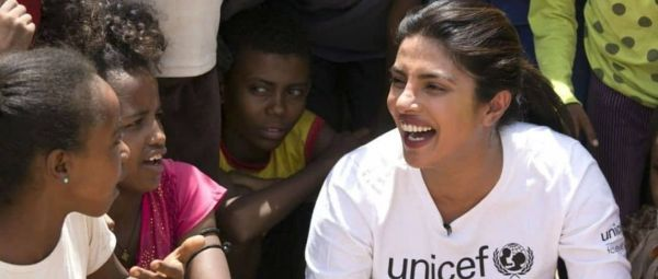You Can Help Stop The Abuse: Priyanka Chopra Urges Everyone To Protect Children