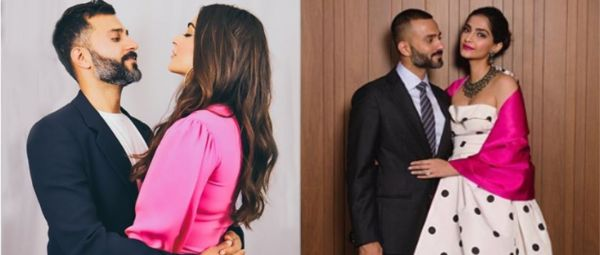 Awwdorable! Anand Ahuja Posts A Sneaky Video Of Sonam Kapoor & You Can't Miss It
