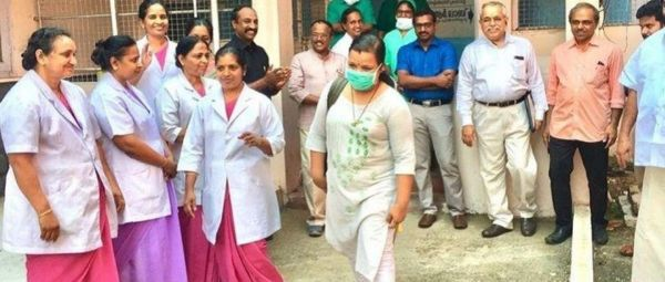 Healthcare Hero: Kerala Nurse Returns To COVID-19 Ward After Recovering From Coronavirus