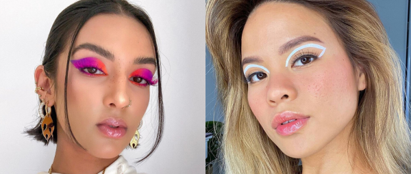 7 Colourful Eye Makeup Looks To Pair With 2020's Hottest Accessory, The Face Mask