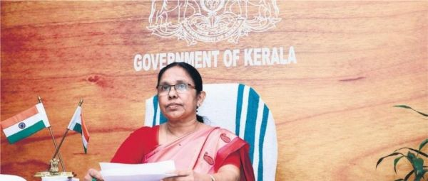 'Corona Slayer': Kerala Health Minister Honoured By UN For Fight Against COVID-19