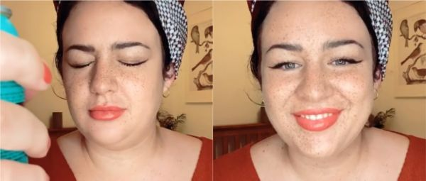 Instagram Filter IRL: We Found The Fastest Way To Create Faux Freckles!