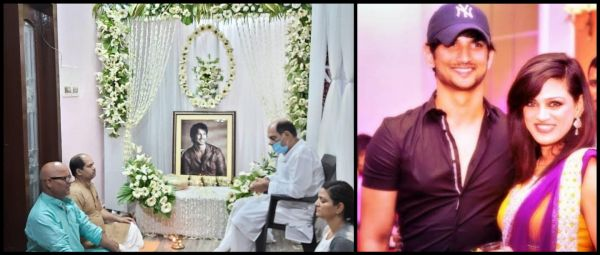 A Final Send-off: Sushant Singh Rajput's Family Bids Him Goodbye With Love & Positivity