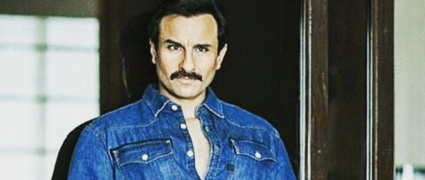 Saif Ali Khan Just Called Himself A 'Victim Of Nepotism' & We Aren't Buying It!