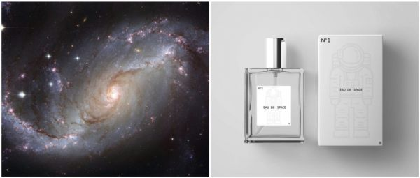 When Beauty Meets Science: NASA's New Fragrance Will Give You A Whiff Of Space!