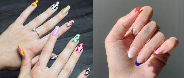 #ManiMonday: The Hottest Nail Trends Of 2020 That Make This Year A Little Bearable