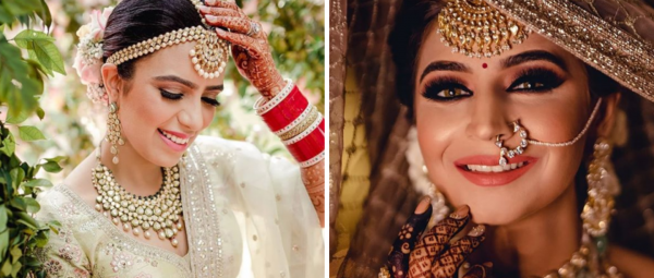 Attention Brides-To-Be: 8 Stunning Makeup Looks You Should Bookmark For Your Big Day