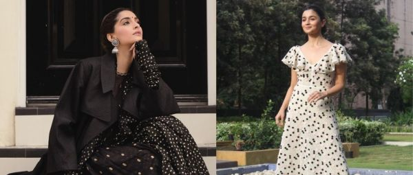 Just Dot It:  The Classic Polka Dot Works For Every Occasion & These Celebs Prove How!