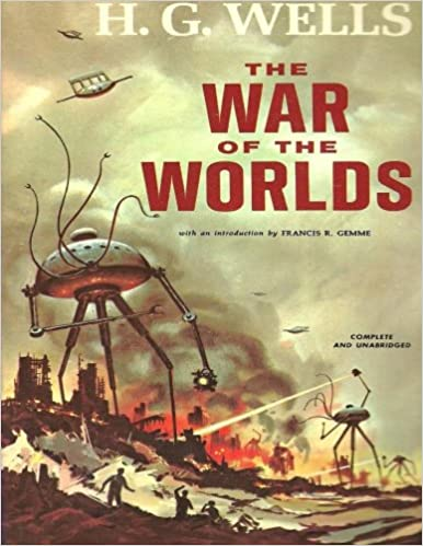 The War Of The Worlds a Sci-Fi Books To Read Online Free