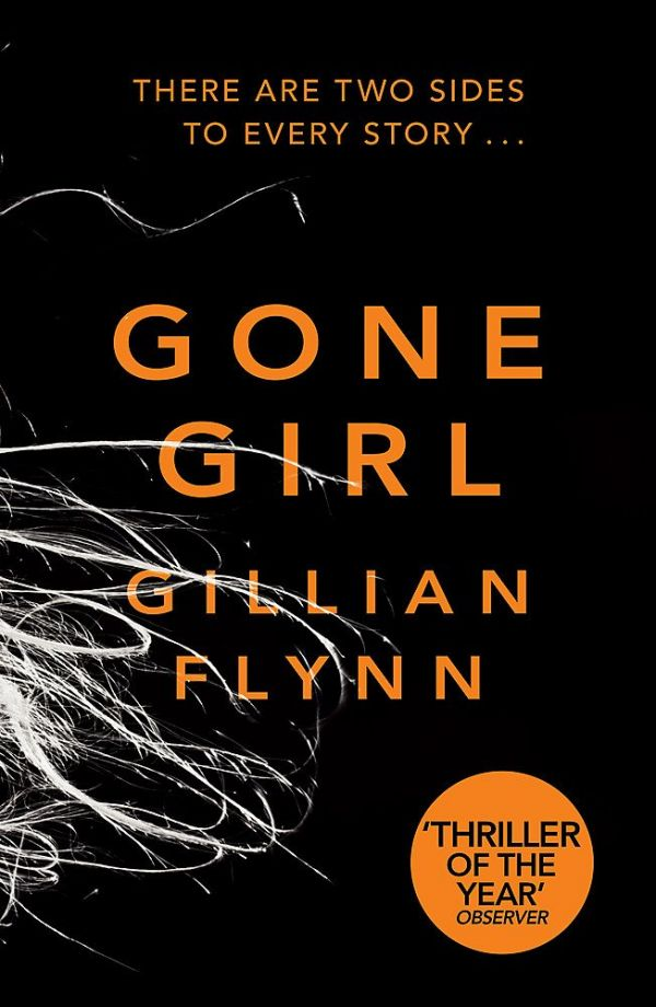 Gone Girl a mystery book to read online by Gillian Flynn