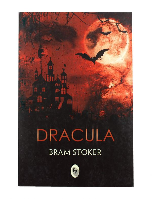 Dracula a horror book by Bram Stoker